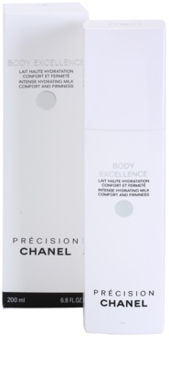 Chanel Précision Body Excellence хидратиращо мляко за тяло 2