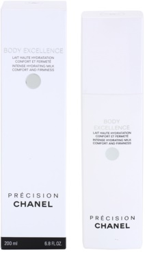 Chanel Précision Body Excellence хидратиращо мляко за тяло 3