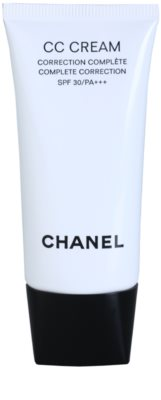 Chanel CC Cream Crema matifianta SPF 30