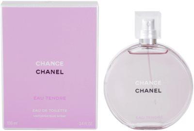 Chanel Chance Eau Tendre toaletna voda za ženske