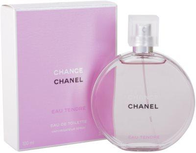 Chanel Chance Eau Tendre Eau de Toilette pentru femei 1