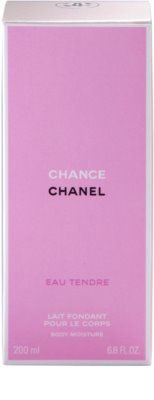 Chanel Chance Eau Tendre leche corporal para mujer 3