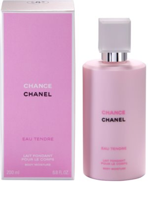 Chanel Chance Eau Tendre leche corporal para mujer