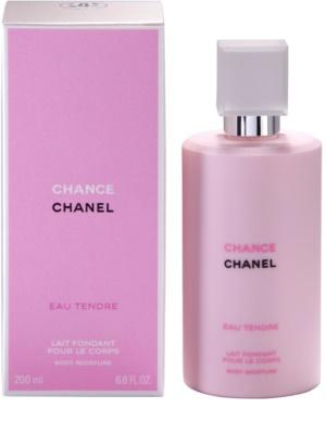 Chanel Chance Eau Tendre leite corporal para mulheres