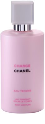 Chanel Chance Eau Tendre leche corporal para mujer 2