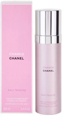 Chanel Chance Eau Tendre Körperspray für Damen