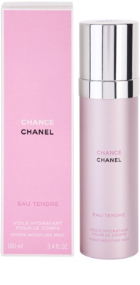 Chanel Chance Eau Tendre spray corporal para mujer