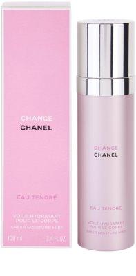 Chanel Chance Eau Tendre spray do ciała dla kobiet