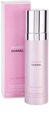 Chanel Chance Eau Tendre telový sprej pre ženy 1