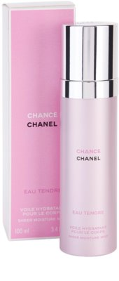 Chanel Chance Eau Tendre Körperspray für Damen 1