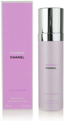 Chanel Chance Eau Tendre deo sprej za ženske