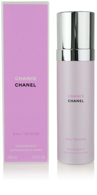 Chanel Chance Eau Tendre deodorant Spray para mulheres