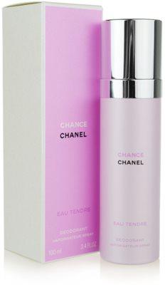 Chanel Chance Eau Tendre deodorant Spray para mulheres 1