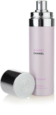 Chanel Chance Eau Tendre deodorant Spray para mulheres 3