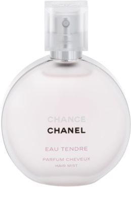 Chanel Chance Eau Tendre spray parfumat pentru par pentru femei 2
