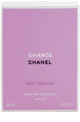 Chanel Chance Eau Tendre spray parfumat pentru par pentru femei 4