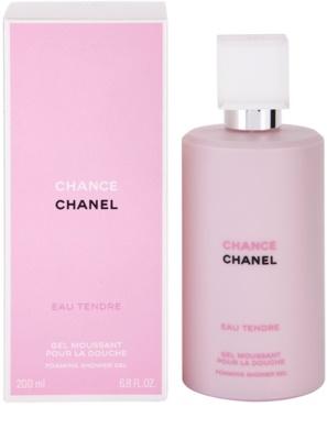 Chanel Chance Eau Tendre gel de duche para mulheres