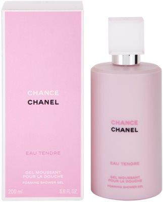 Chanel Chance Eau Tendre gel de dus pentru femei