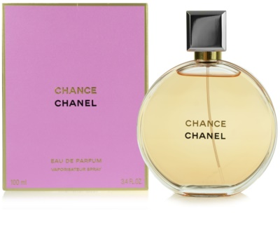 Chanel Chance eau de parfum para mujer