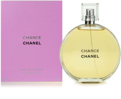 Chanel Chance Eau de Toilette para mulheres