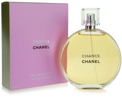 Chanel Chance eau de toilette nőknek 1