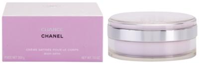Chanel Chance crema de corp pentru femei