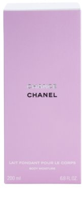 Chanel Chance leche corporal para mujer 2