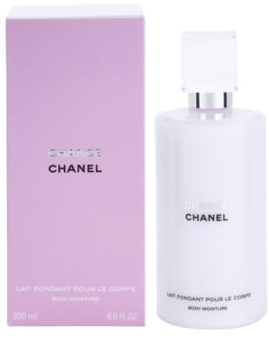 Chanel Chance mleczko do ciała dla kobiet