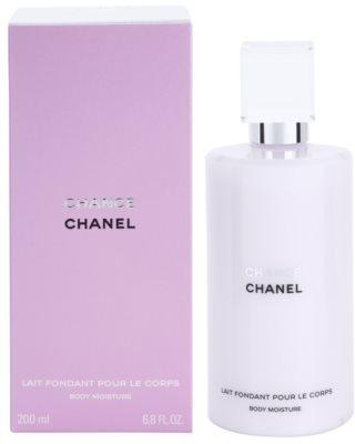Chanel Chance тоалетно мляко за тяло за жени