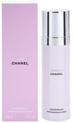 Chanel Chance deospray pre ženy