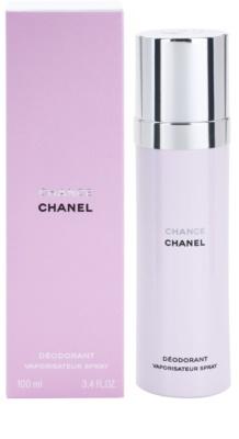 Chanel Chance desodorante en spray para mujer