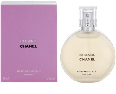 Chanel Chance dišava za lase za ženske
