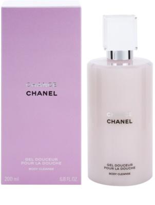 Chanel Chance gel za prhanje za ženske
