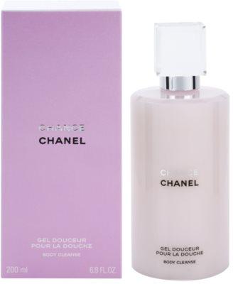 Chanel Chance sprchový gél pre ženy