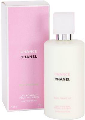 Chanel Chance Eau Fraiche leche corporal para mujer 1