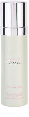 Chanel Chance Eau Fraiche testápoló spray nőknek 2