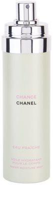 Chanel Chance Eau Fraiche testápoló spray nőknek 3