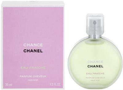 Chanel Chance Eau Fraiche парфуми для волосся для жінок