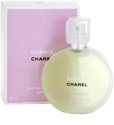 Chanel Chance Eau Fraiche spray parfumat pentru par pentru femei 1