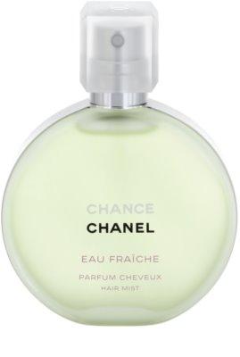 Chanel Chance Eau Fraiche spray parfumat pentru par pentru femei 2