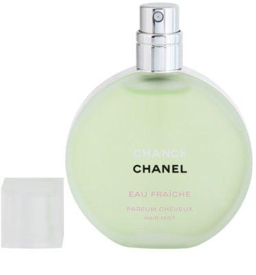 Chanel Chance Eau Fraiche spray parfumat pentru par pentru femei 3
