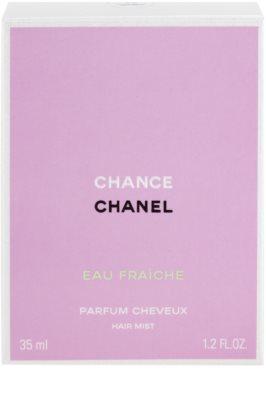 Chanel Chance Eau Fraiche spray parfumat pentru par pentru femei 4