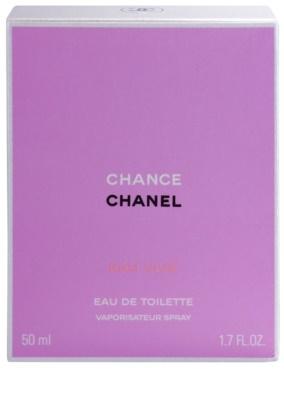 Chanel Chance Eau Vive Eau de Toilette pentru femei 4