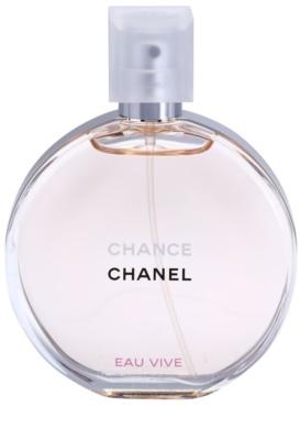 Chanel Chance Eau Vive Eau de Toilette pentru femei 3