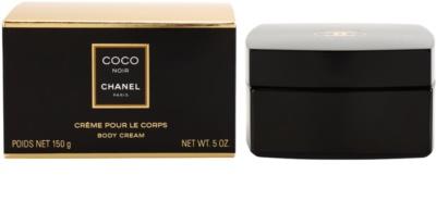 Chanel Coco Noir testkrém nőknek