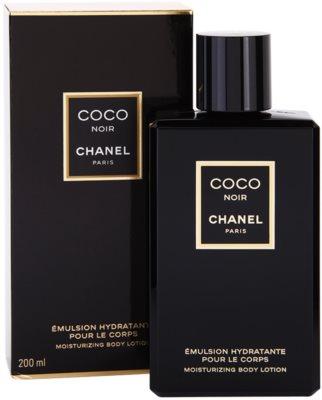 Chanel Coco Noir тоалетно мляко за тяло за жени 1