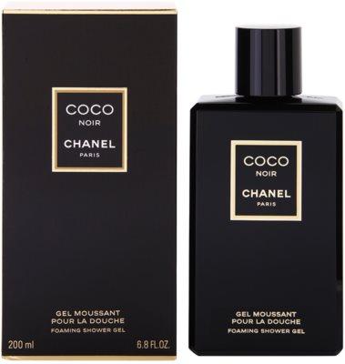 Chanel Coco Noir gel de dus pentru femei