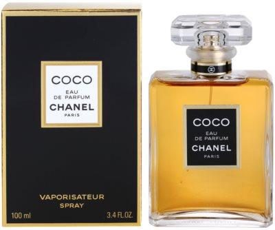 Chanel Coco eau de parfum nőknek