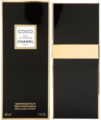 Chanel Coco parfémovaná voda pro ženy  plnitelná