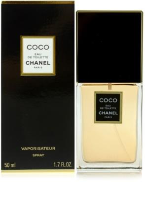 Chanel Coco Eau de Toilette para mulheres